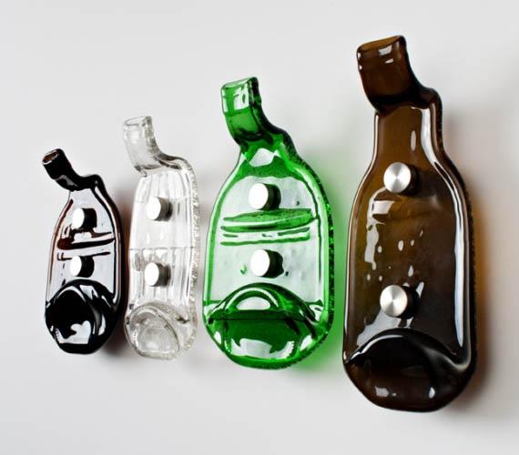 Переплавить пластиковые бутылки